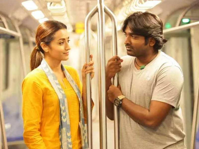Vijay Sethupati and Trisha starrer '96' to remade in Hindi