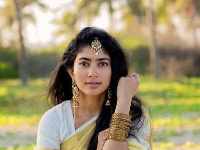 Love Story actress Sai Pallavi is a sari queen
