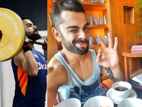 Virat Kohli fitness secrets: The diet and workout secrets which helped him lose weight