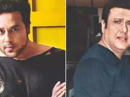 Amid family feud, Krushna Abhishek remembers Govinda on 'The Kapil Sharma Show'
