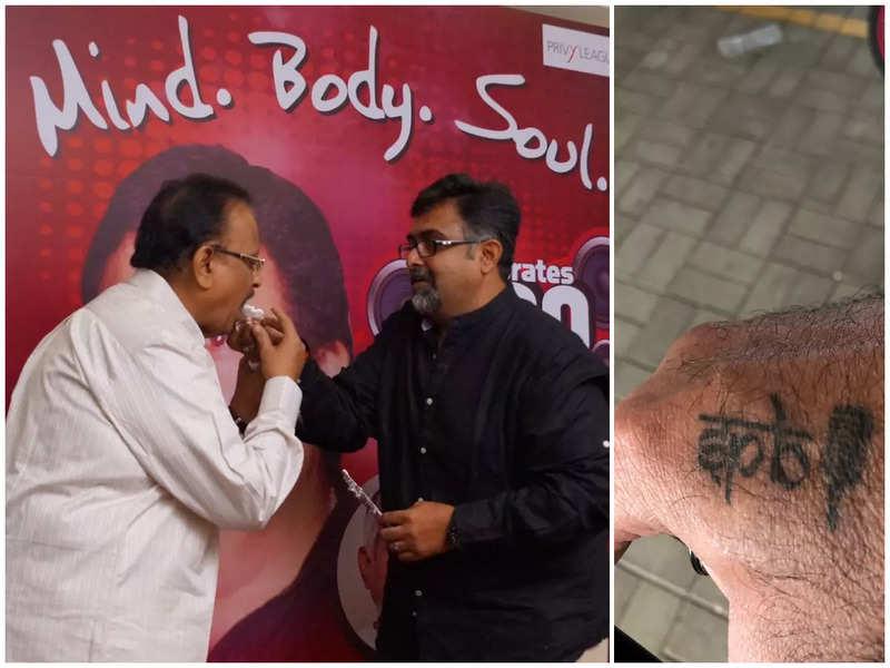 SPB sir is my god and I am his devotee: MJ Shriram