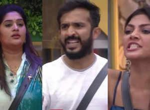 BB5: Ravi, Lahari condemn Shailaja's claim