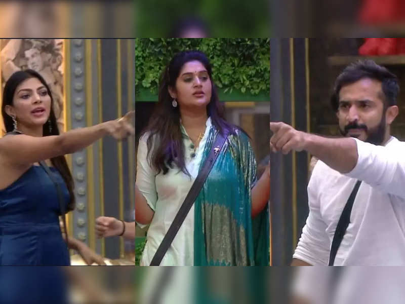 Bigg Boss Telugu 5, Day 15, September 20, highlights: Shailaja's ugly spat  with Ravi, Lahari and other major events in the episode - Times of India