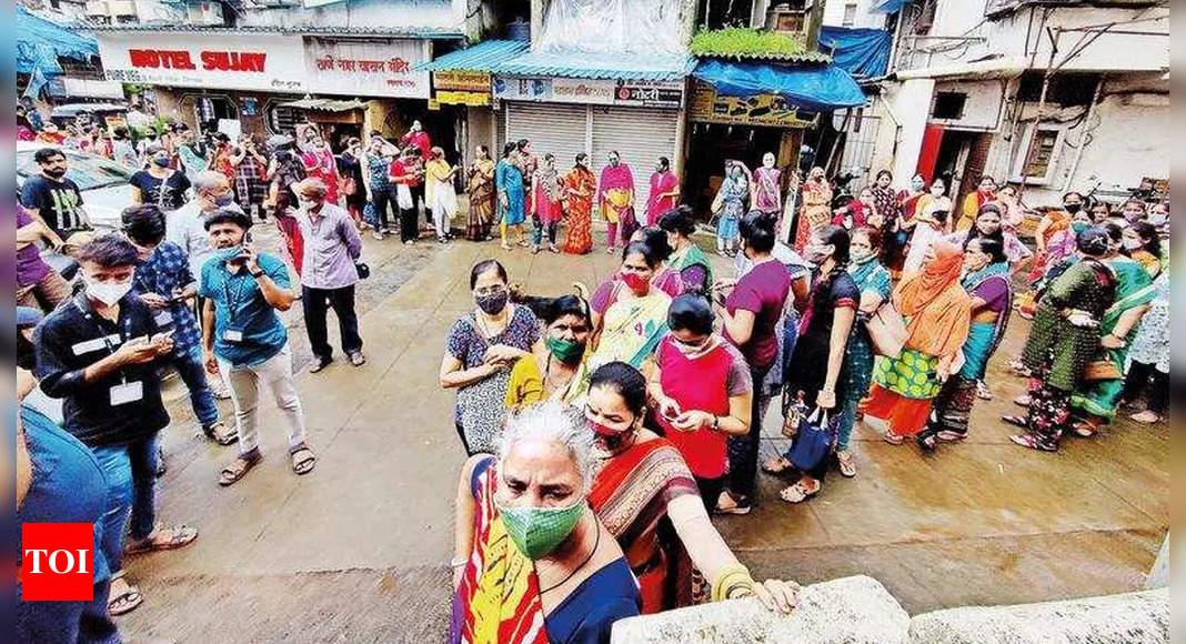 Mumbai on the verge of 100% vaccination of senior citizens?