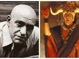 Did you know Amrish Puri once refused to audition for Steven Spielberg?