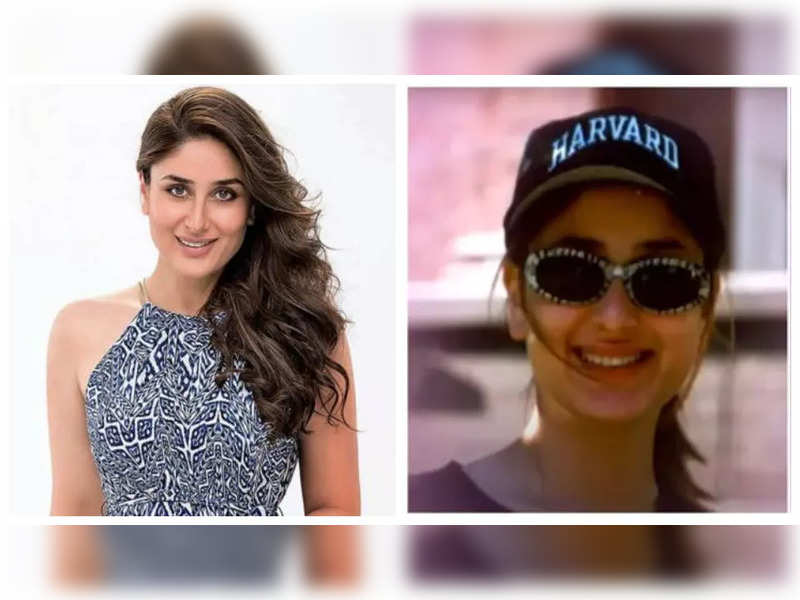 THIS is how Kareena Kapoor Khan's family reacted when she made it to Harvard University