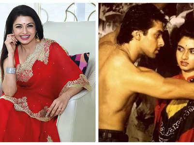 Bhagyashree on working with Salman again