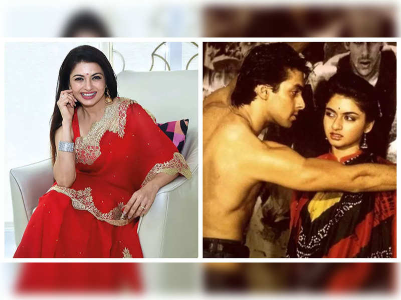 Bhagyashree opens about the possibility of working with Salman Khan again, says he is working with all young heroines