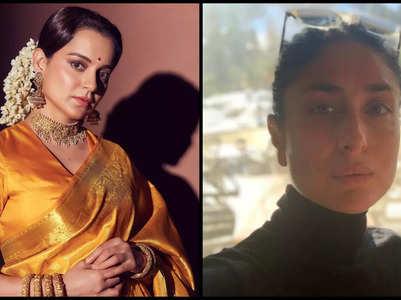 Kangana's b'day note for 'gorgeous' Kareena