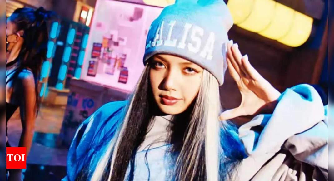 Lisa marks her Billboard Hot 100 debut