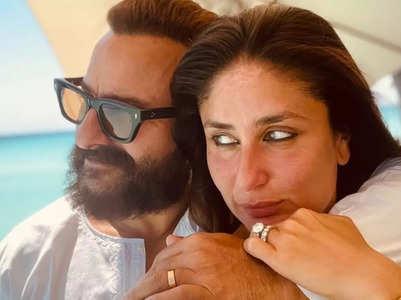 Birthday girl Kareena shares pic with Saif