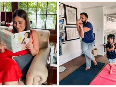 Check out Kareena-Saif's chic new home