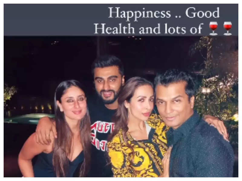 Vikram Phadnis wishes Kareena Kapoor Khan on her birthday with an UNSEEN pic