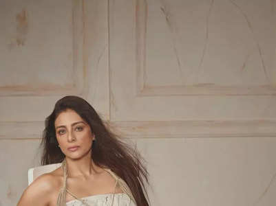 Here's Tabu's DIY secret that makes her look so young at 50