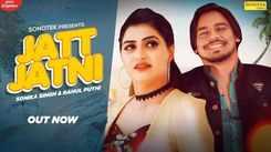 Watch New Haryanvi Hit Song Music Video - 'Jatt Jatni' Sung By Rahul Puthi And Vandana Jangid