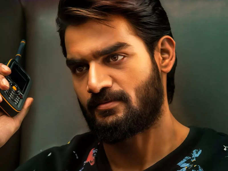 Kartikeya's dashing look from 'Valimai' is out on the actor's 29th birthday