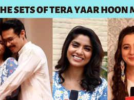 Tera Yaar Hoon Main: Daljeet and Rajeev come closer while playing a game