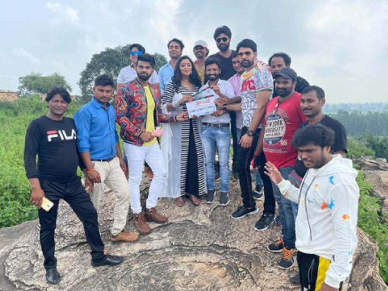 'Sundari': Shubhi Sharma and Jay Yadav begins shooting for the film