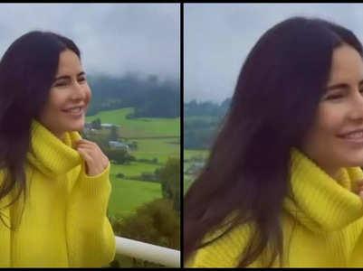 Tiger 3: Katrina enjoys sweater weather