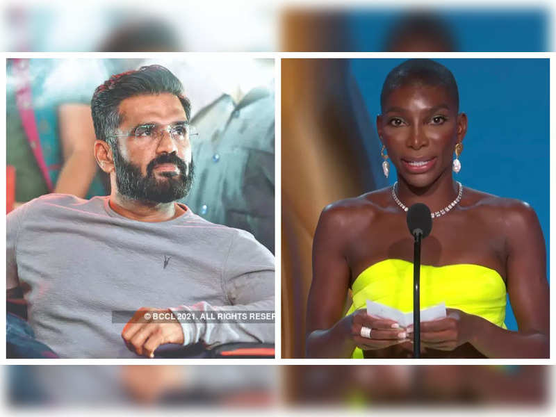 Suniel Shetty recalls disappearing from movies after losing his father as he hails Michaela Coel's Emmy acceptance speech