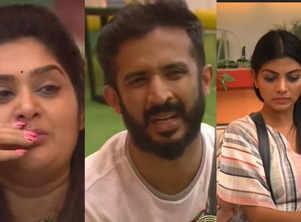 BB5: Shailaja gets emotional as Ravi denies