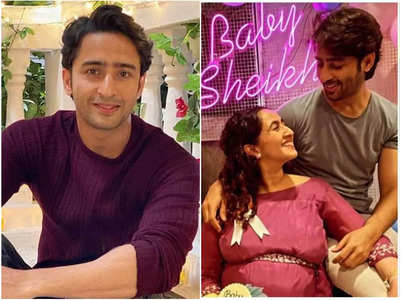 Shaheer on holding his daughter for first time