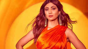 Shilpa Shetty's post about 'courage and will-power'