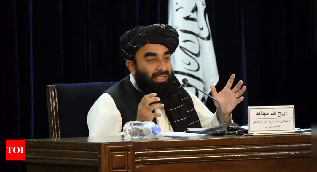 Taliban say no al-Qaida or ISIS in Afghanistan