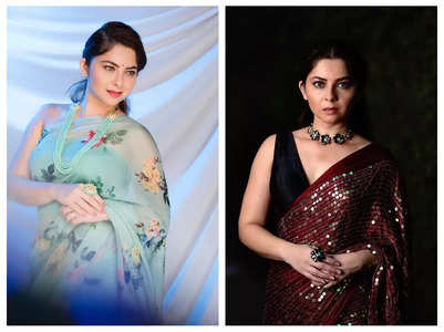 When Sonalee showed us how to rock sarees