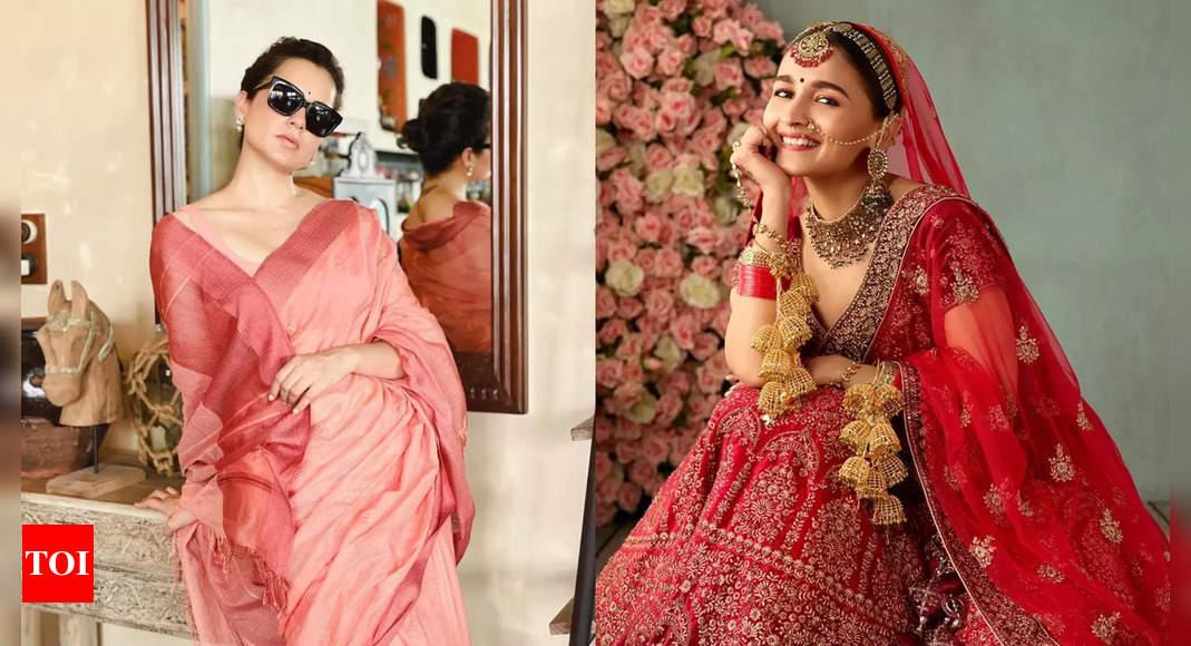 Kangana slams Alia Bhatt over her ad