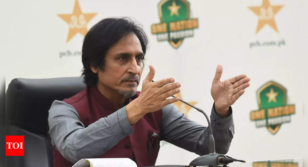 england:  Pakistan 'used and binned' by 'Western bloc', says PCB chief Ramiz Raja   Cricket News – Times of India