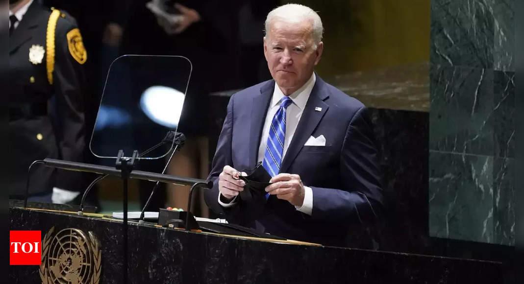 Biden sanctions crypto exchange over ransomware attacks