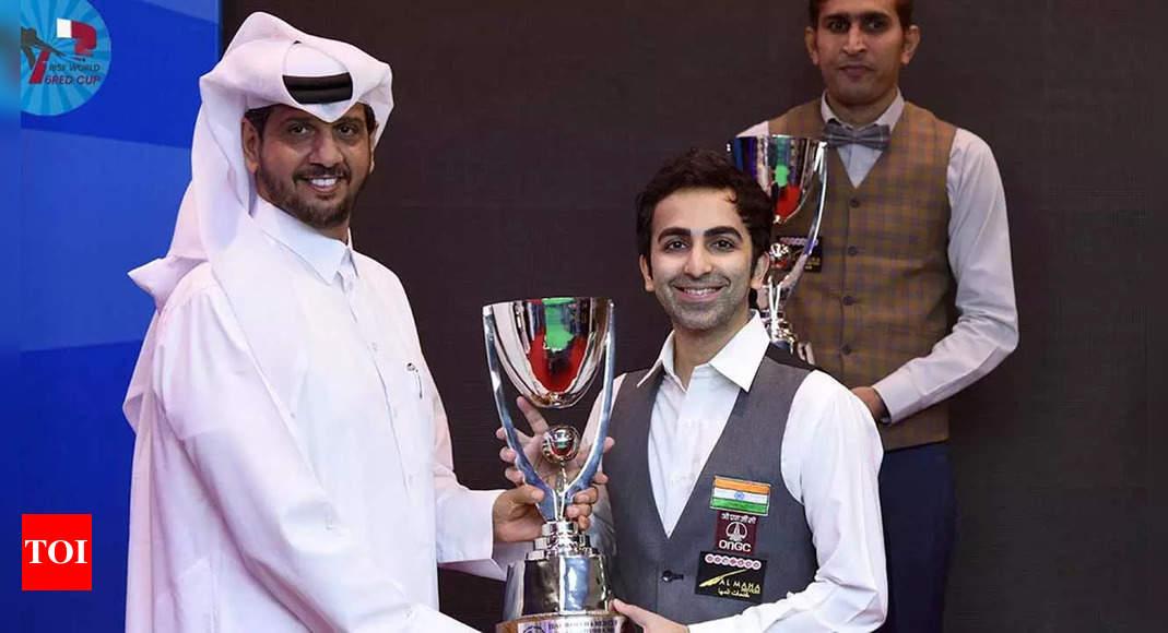 Pankaj Advani wins his 24th world title in Doha