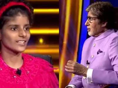KBC13: Amitabh Bachchan sings 'Rang Barse'