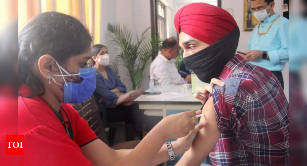 Covid: Mumbai hospital eyes booster shot for health staff