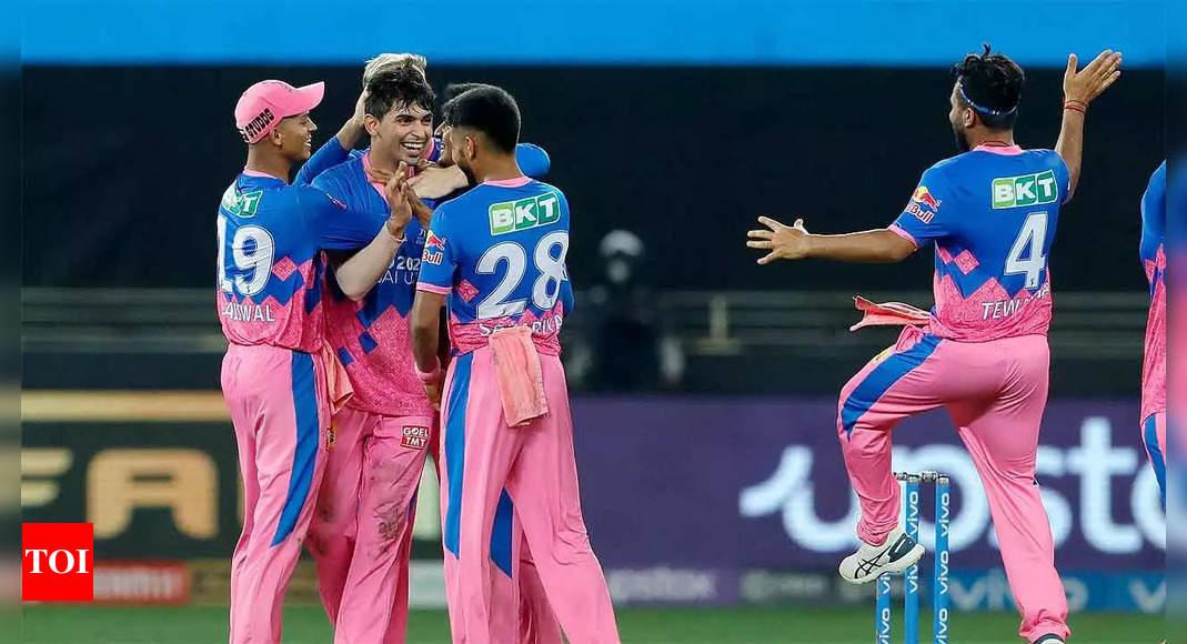 IPL 2021: Rajasthan Royals pull off a heist against Punjab Kings