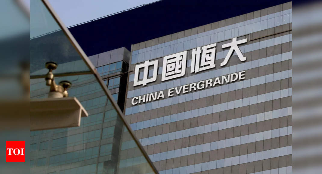 Evergrande to make bond coupon payment, easing market jitters