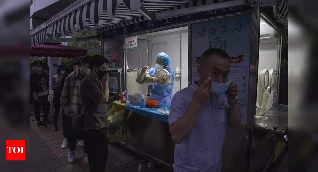 Covid-19: Chinese city shuts down over new outbreak worry