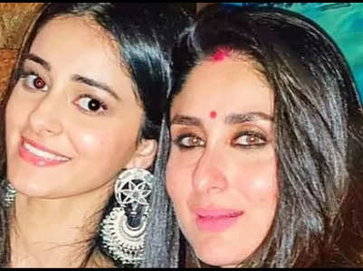 Pic: Ananya was always obsessed with Bebo