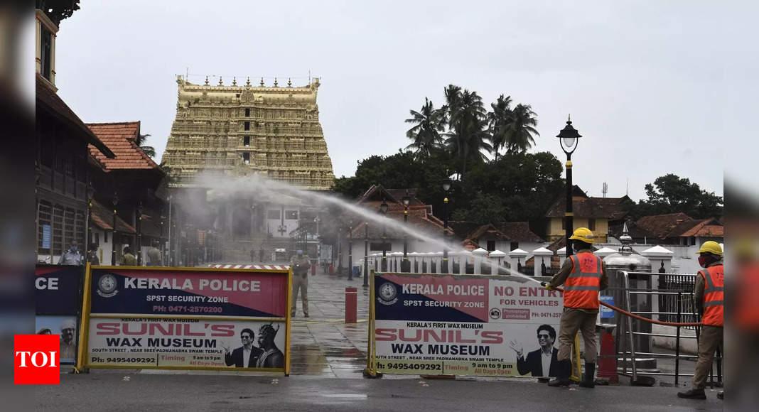 SC rejects Padmanabhaswamy Temple Trust plea seeking exemption from audit