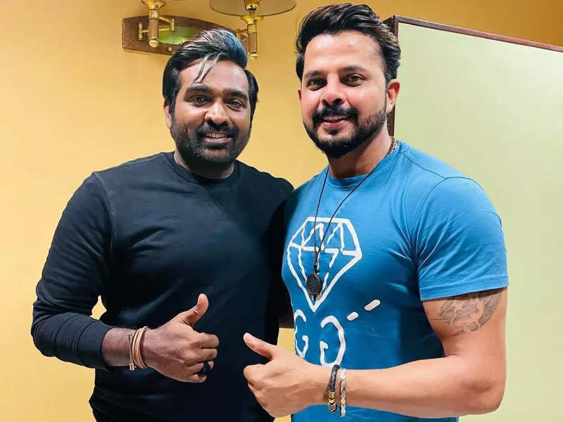 Vijay Sethupathi and ex-cricketer Sreesanth team up?