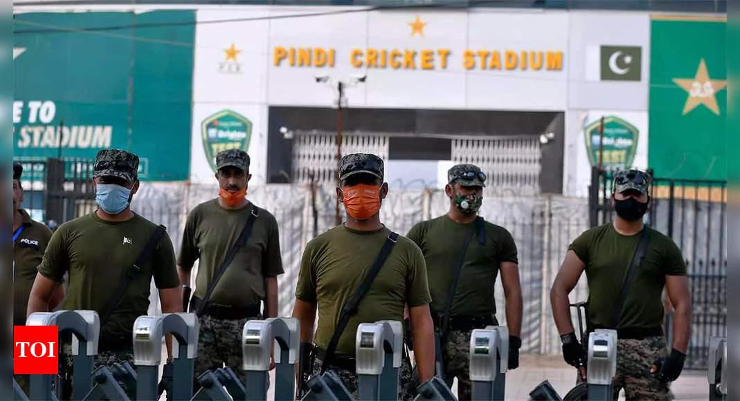 Threat to NZ cricket team originated in India: Pak minister