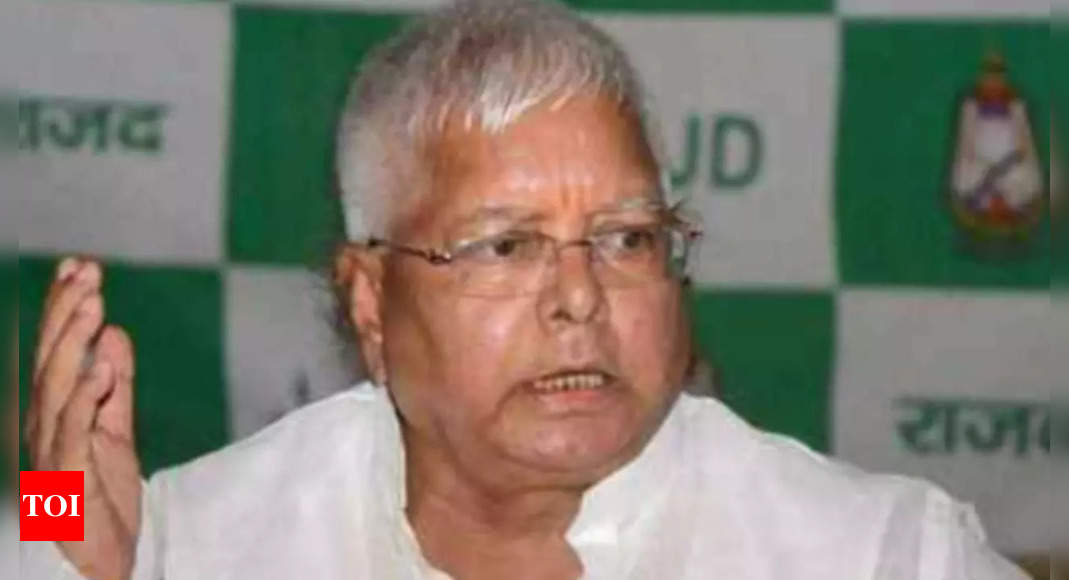 Caste census a must, let 50 per cent cap be broken if required: Lalu