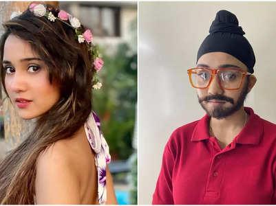 Ashi Singh on her Sardar disguise for Meet