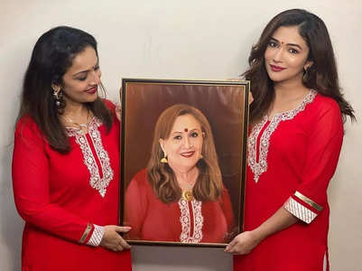 Ridhima remembers her mom on her birthday