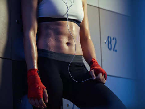 7 exercises for a flat belly