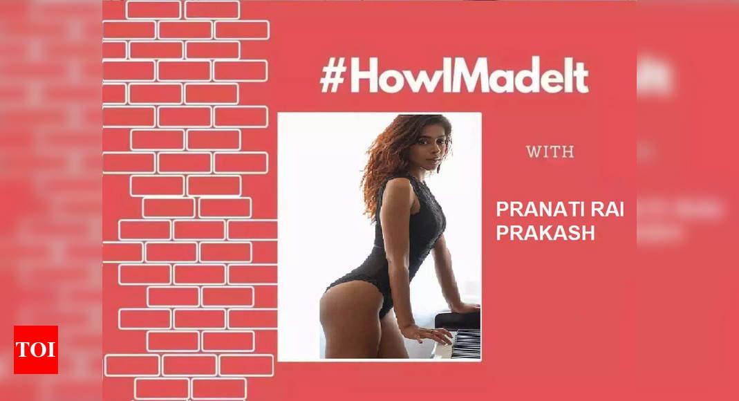 HowIMadeIt! Pranati Rai talks about 'Poison'