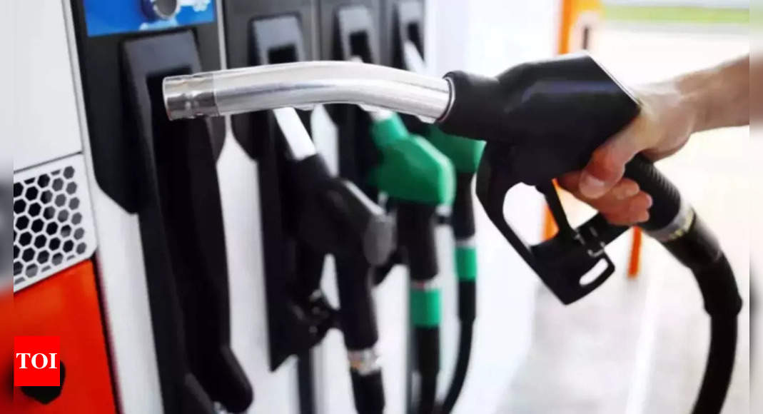 As UP poll looms, freeze on price hike begins to pinch oil companies – Times of India