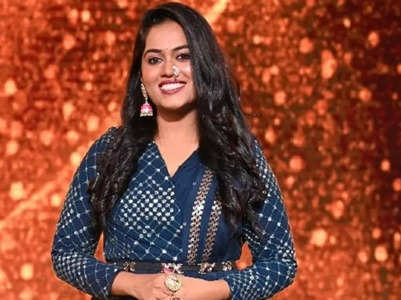 Indian Idol 12's Sayli Kamble is in love