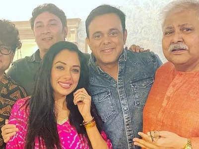 Sarabhai vs Sarabhai star cast's fun reunion